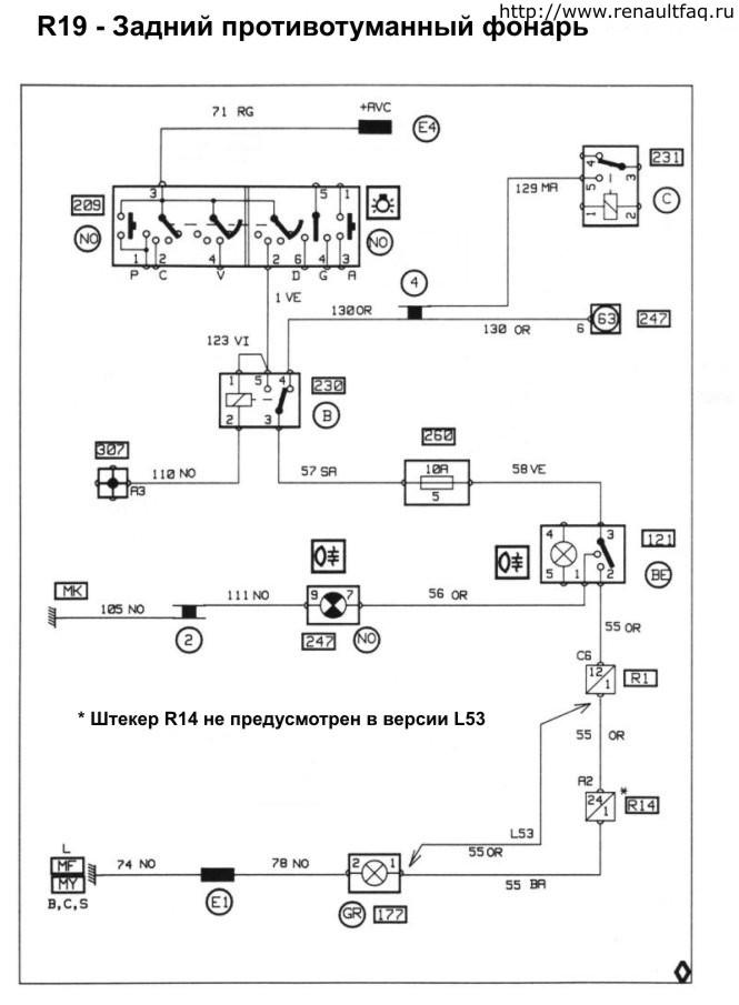 Электрическая схема электровоза эп1.